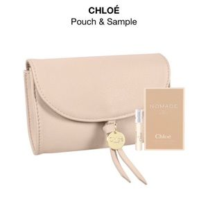 🆕✨Chloe Clutch/Pouch and Sample